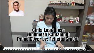 Part 25 : Cinta Luar Biasa (Andmesh Kamaleng) #cintaluarbiasa #andmesh #pianocover #lagupopindonesia