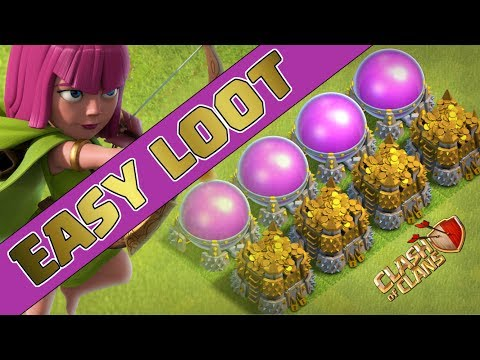 BEST LEAGUE FOR FARMING | TH10 Farming MEGA Loot | Clash Of Clans