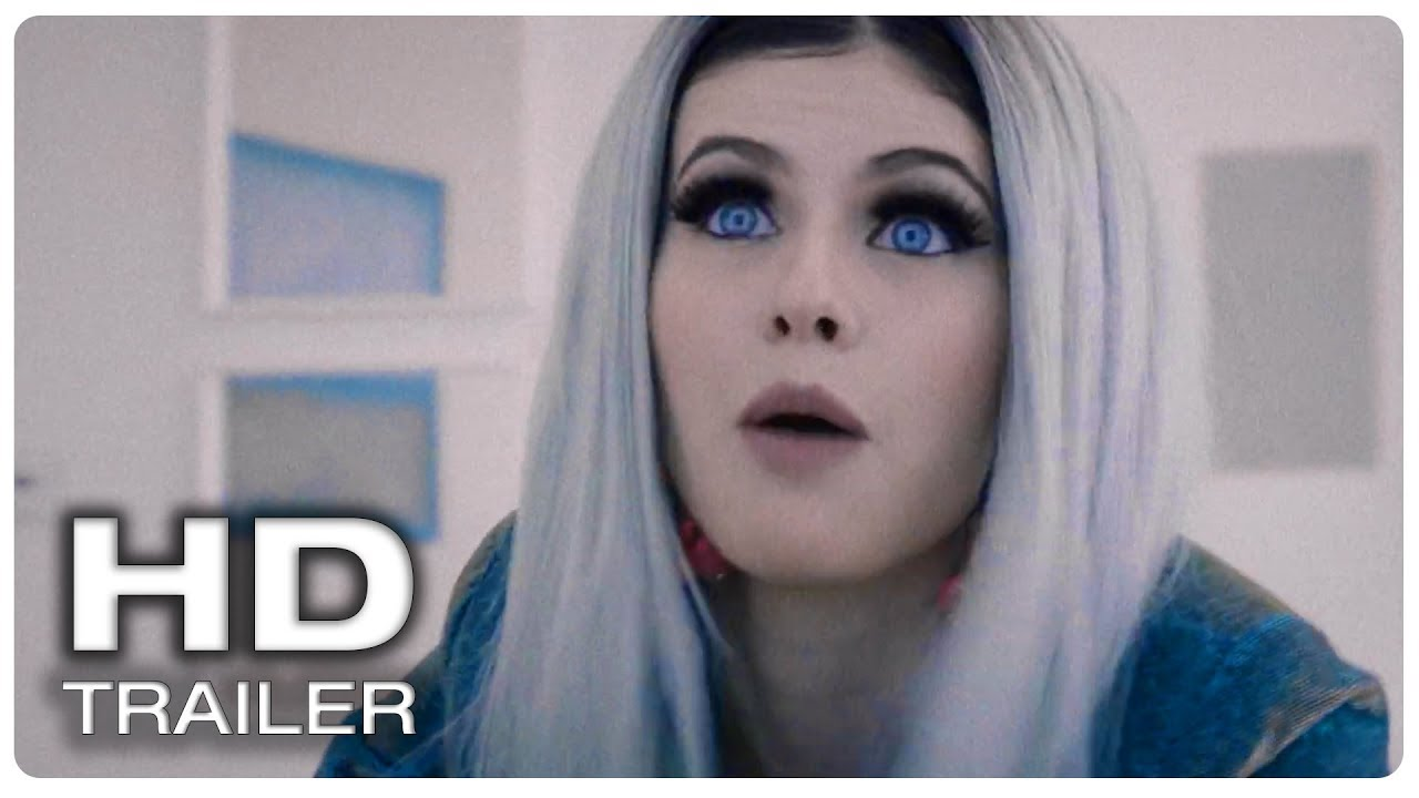 LOST TRANSMISSIONS Trailer #1 Official (NEW 2020) Alexandra Daddario Movie HD