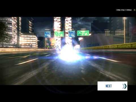 Asphalt 8 Tokyo/ 1080p w/extra lap w/music