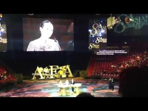 Zhang Ziyi, Carina Lau, Zhang Guoli - 2014 Asian Film Awards - Meniscus Magazine