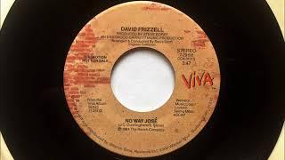 No Way Jose , David Frizzell , 1984 YouTube Videos