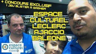 Espace Culturel Leclerc Ajaccio Baleone