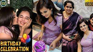 Ramya Pandian's Birthday Celebration at her Home   Ramya family's Surprise   Lockdown Birthday