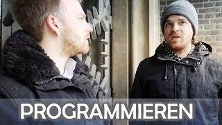 Gefragter Programmierer OHNE Informatik-Studium - geht das? | Interview