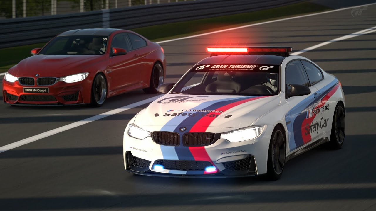 Bmw M4 M Performance Edition Safety Car Testing Youtube