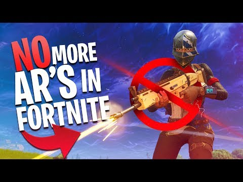 You Will NEVER Need an AR in Fortnite After This Video! - Fortnite Battle Royale