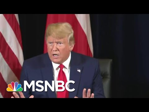 Why President Donald Trump Is The Worst Witness For Himself | Deadline | MSNBC