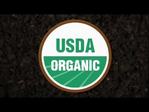 What does USDA Organic label means?