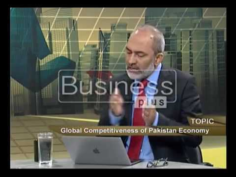 Pakistan 18th largest economy in 2050 | Wali Zahid | Business Plus TV
