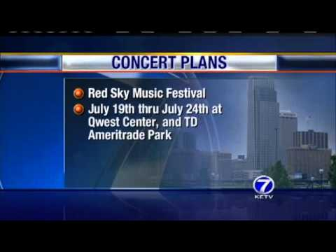 Omaha To Host 6-Day Music Festival