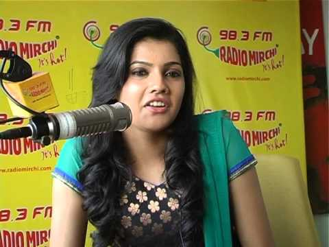 Heroine Ashritha Setty Talking about NH4 audio on radio Mirchi