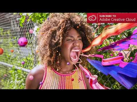Dream Bigger | Adobe Creative Cloud