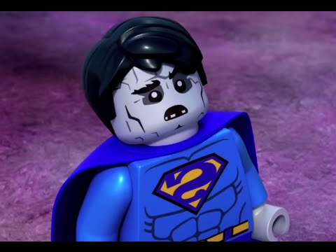 LEGO DC Comics Super Heroes - NEW Justice League vs. Bizarro League – Trailer