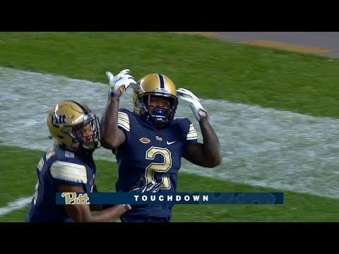 Pitt Football | Highlights vs. Duke