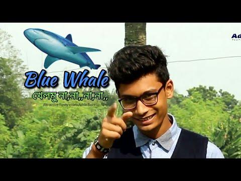 Blue Whale Returns|Bangla funny videos|by Adda bazz