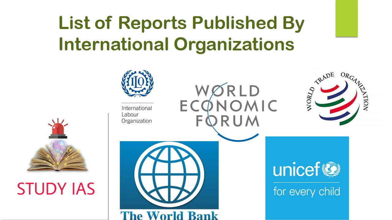 International organizations in the world: a selection of sites