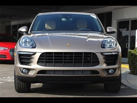 New 2019 Porsche Macan 1709 New Model Production 2019 Youtube