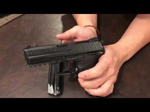 Heckler & Koch HK P30 9mm Review