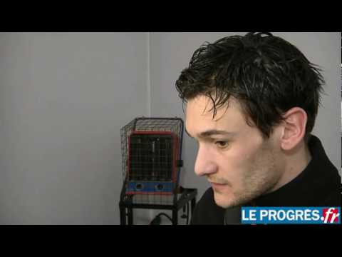 Interview de Pape Diakhaté après le match OL - ASSE