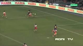 Ronaldinho vs Atlético Madrid - 04-05 [ roni TV ]