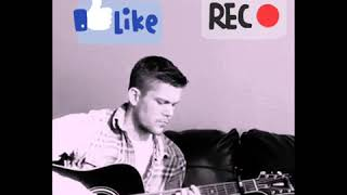 Raised On Country - Chris Young - Acoustic Cover Video