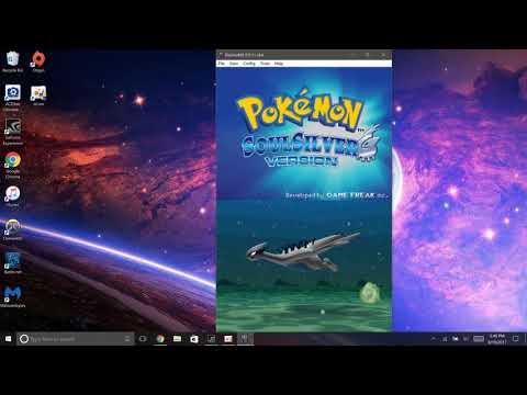 How To: Pokemon SoulSilver Safari Zone Skipping Wait Times