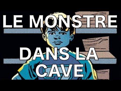 RMUC N°81 : LE MONSTRE DANS LA CAVE