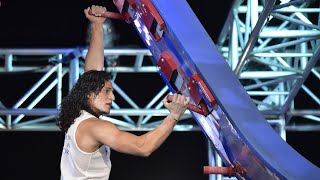 Daniel Gil at the Vegas Finals: Stage 3 - American Ninja Warrior 2019