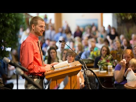 Dr. Kent Brantly: Sharing the Story