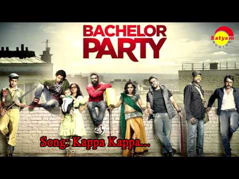 Kappa kappa - Bachelor party
