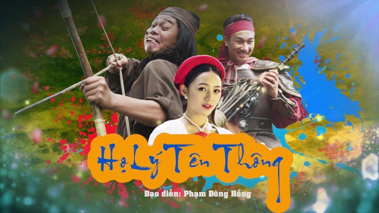 Họ Lý Tên Thông Full HD | Phim Hài Tết 2018