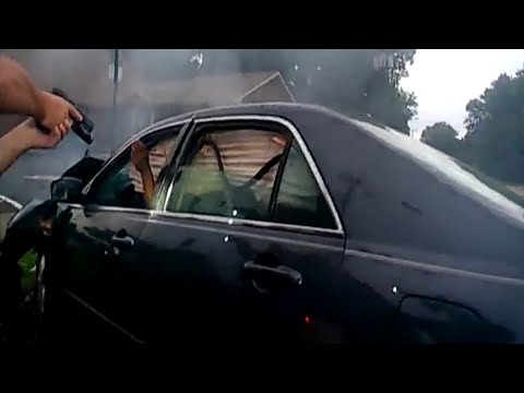 Dash Cam And Body Cam Of Chase And Arrest That Ended In A Deadly Crash