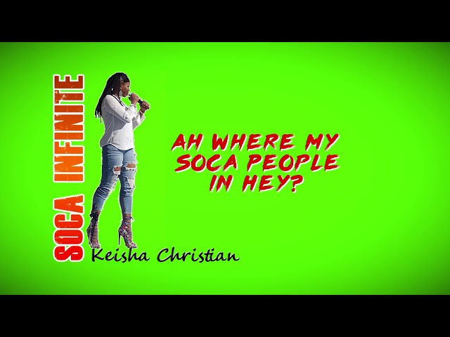 Keisha Christian - Soca Infinite
