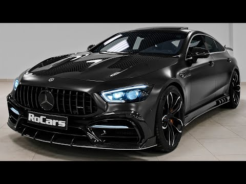 2021 Mercedes-AMG GT 63 S – Wild GT from TopCar Design!