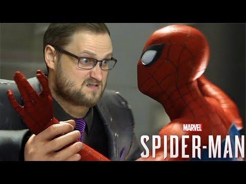 Marvels Spider Man PS4 2018 Прохождение