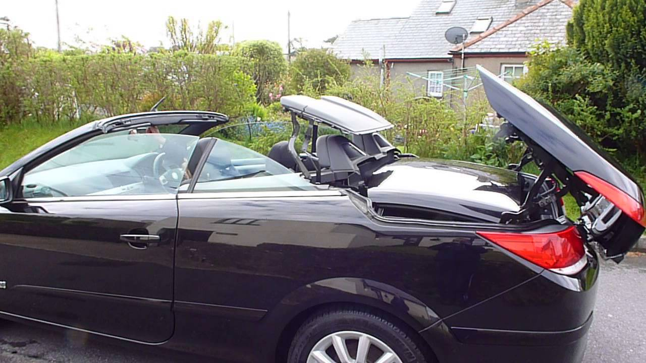 2008 vauxhall astra twintop sport convertible 1 6 manual   youtube