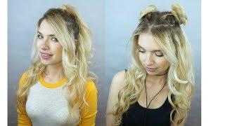 Прически Тони Топаз из сериала Ривердейл | Toni Topaz Hair Tutorial RIVERDALE