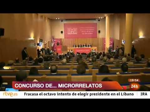 Museodelapalabra.com Entrevista a César Egido Serrano en Canal 24 Horas