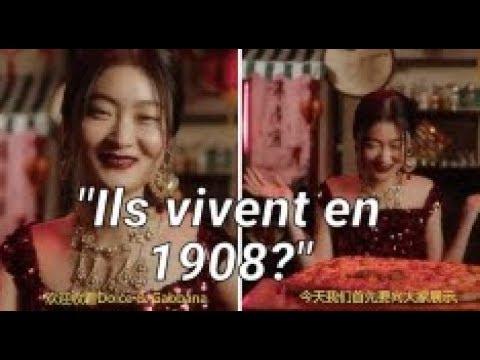 Dolce & Gabbana accusé de racisme en Chine pour des messages et une publicité diffusés sur Instagram
