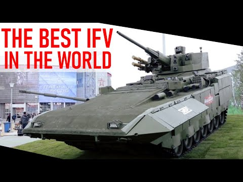 Here Is Why T-15 Is The Best IFV In The World - T-15 Infantry Fighting Vehicle