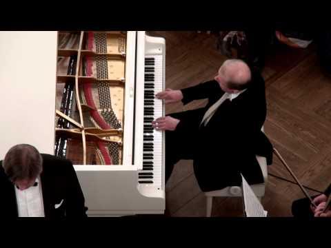 Mozart Piano concerto No. 13 in C major K. 415 3rd movement Allegro / Kalle Randalu