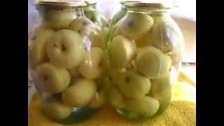 Консервация яблок белый налив – это самый лучший способ сохранить вкусные и полезные плоды на  зиму