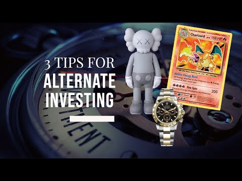 Top 3 Tips For Starting Your Alternate Investment Portfolio