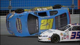 Can I Recreate Bret Holmes' 2018 Daytona ARCA Crash? | NR2003 LIVE STREAM EP329