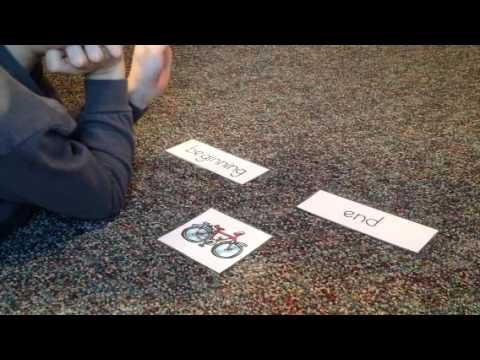 Beginning And Ending Sounds Activity