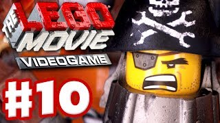 The LEGO Movie Videogame - Gameplay Walkthrough Part 10 - MetalBeard (PC, Xbox One, PS4, Wii U)