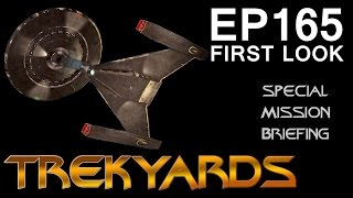 Trekyards EP165 - USS Discovery  (ST Discovery 2017)