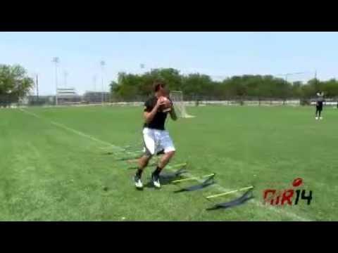 Nick Brienzi Drill Video with QB Coach Kevin Murray