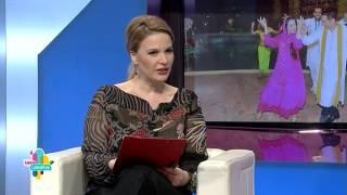 """Takimi i pasdites - """"Bidaai"""", telenovela e rekordeve te shikueshmerise ne Tv Klan! (30 mars 2015)"""